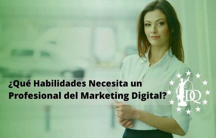 Habilidades necesarias en marketing digital