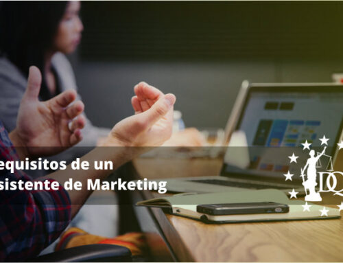 Requisitos de un Asistente de Marketing | Recursos Humanos DQ