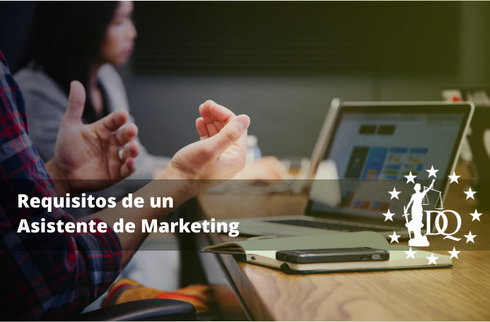 Requisitos de un Asistente de Marketing